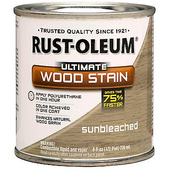 Ultimate Wood Stain 8Oz Sunbleached 2603 68
