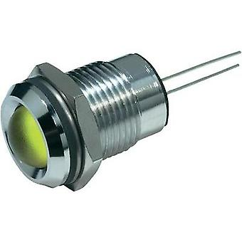LED indicator light Yellow 12 Vdc CML