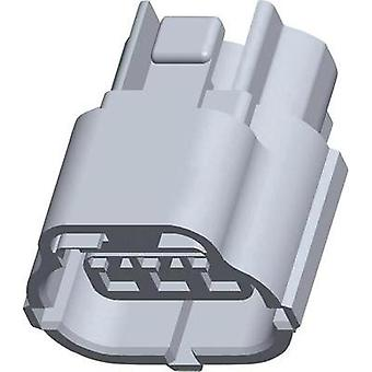 Socket enclosure - cable Econoseal J Series Mark II (+) Total number of pins 3 TE Connectivity 2822390-1 1 pc(s)