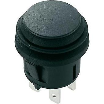 Pushbutton switch 250 Vac 6 A 2 x Off/On SCI R13-527B2-02 latch 1 pc(s)