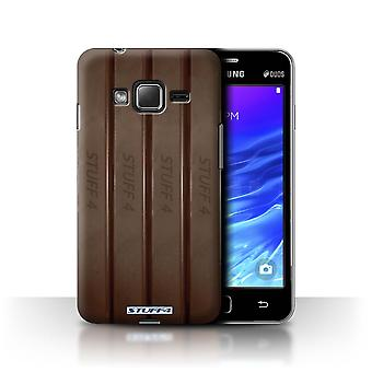STUFF4 Case/Cover for Samsung Z1/Z130/Fingers/Sticks/Chocolate