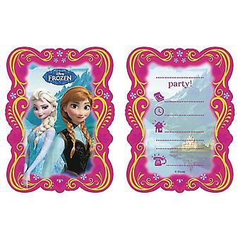 Disney Frozen 36 Invitations with envelops kids Birthday Girls pary invitations