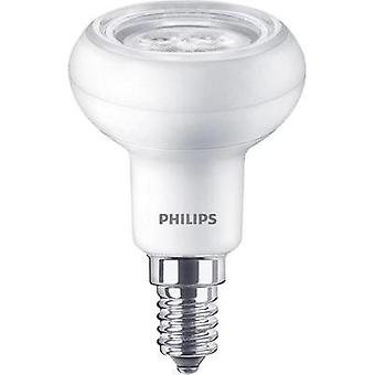 LED E14 Reflector 5 W = 60 W Warm white (Ø x L) 51 mm x 81 mm EEC: A+ Philips Lighting dimmable 1 pc(s)