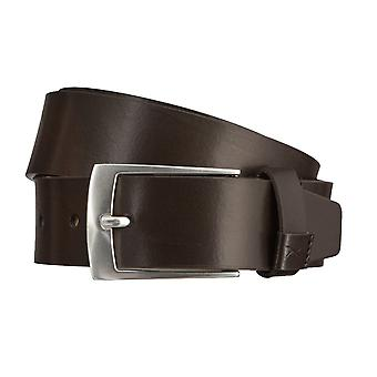 BRAX belts men's belts leather belt cowhide Brown 2900
