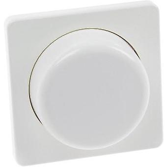 Dimmer cover Pure white Ehmann 9081x0000