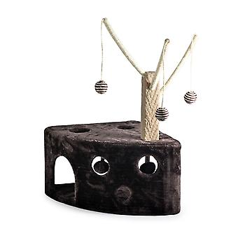 Acticat Wedgy Scratch Post Chocolate 60cm