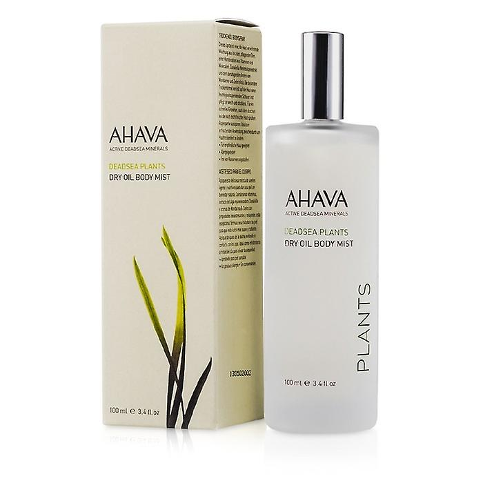 Ahava Deadsea Plants Dry Oil Body Mist 100ml/3.4oz
