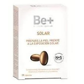 Be + Solar 30 Tablets (Cosmetics , Body  , Sun protection)