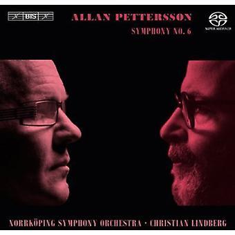 Allan Pettersson - Allan Pettersson: Symfoni nr 6 [SACD] USA import