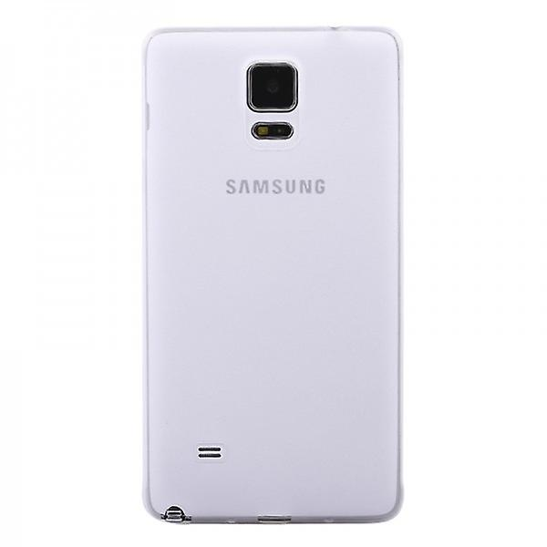 Hard Case Transparent 0.3mm Ultra Thin Case for Samsung Galaxy Note 4 N910 N910F