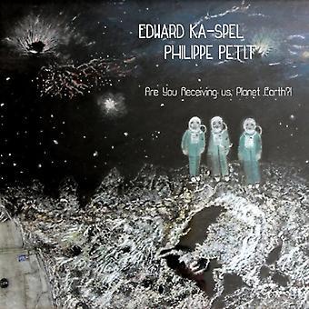 Ka-Spel Edward & Philippe Pet - er du modtager os jorden!? [Vinyl] USA import
