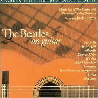 Jack Jezzro - Beatles on Guitar [CD] USA import
