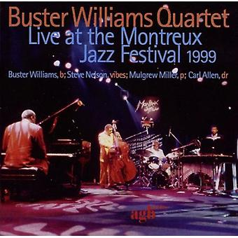Buster Williams - 1999 Live at Montreux Jazz [CD] USA importen