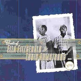 Fitzgerald/Armstrong - bedste Fitzgerald/Armstrong [CD] USA import