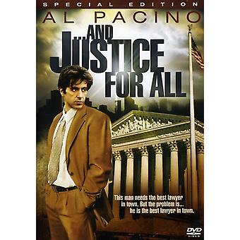 And Justice for All [DVD] USA import