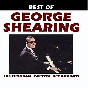 George Shearing - Best of George Shearing [CD] USA import