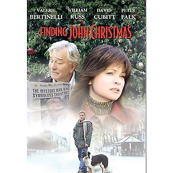 At finde John Christmas [DVD] USA import