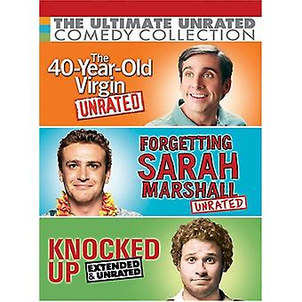 Ultimate Unrated Comedy Collection [DVD] USA import
