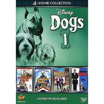 1 [DVD] USA import honden