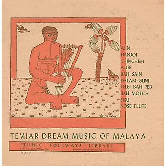 Temiar Dream Songs From Malaya - Temiar Dream Songs From Malaya [CD] USA import