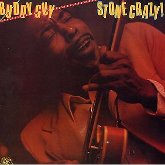 Buddy Guy - sten Crazy [CD] USA import