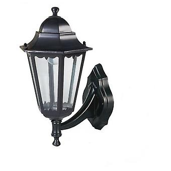 Faro Bcn Paris Black Wall Lamp 1 X E27 20W