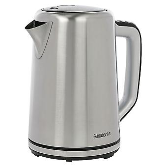 Brabantia Electric kettle 3000 W 1.7 l Silver