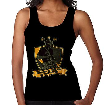 History Writer Call Of Duty Women's Vest