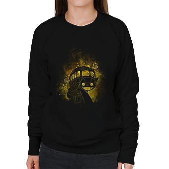 Studio Ghibli Catbus Women's Sweatshirt