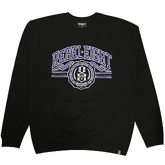 Rebel8 U Of 8 Sweatshirt Black