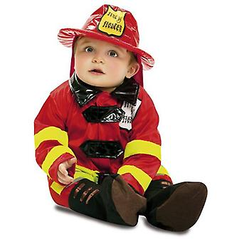 My Other Me Baby Fireman Costume (Costumes)