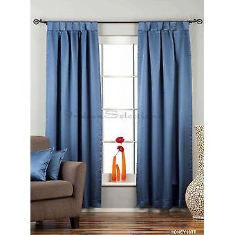 Blaue Reiter oben 90 % Verdunkelung Vorhang / drapieren / Panel - 50 X 84