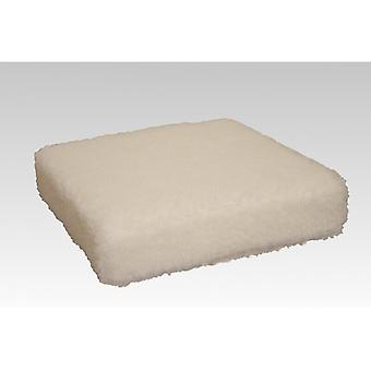 Booster seat cushion stand-up help natural 40 x 40 x 10 cm