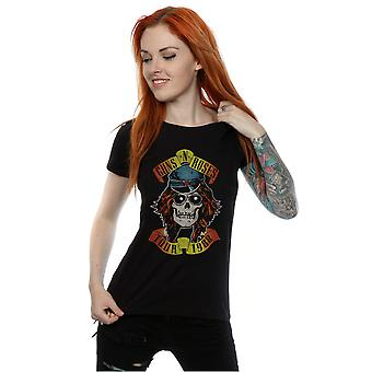 Guns N Roses kvinders Tour 88 T-Shirt
