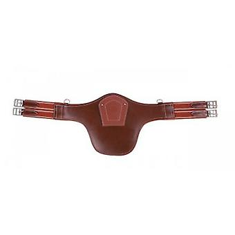 QHP Barriguera brown cinch Save (Horses , Saddle , Accessories for saddles , Straps)