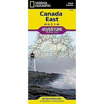 Canada East by National Geographic