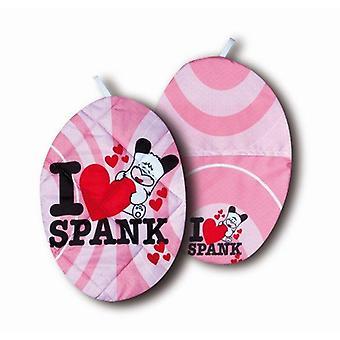 Hello Spank Soft Cushion Pink Pyjama Pocket