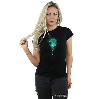 Harry Potter Women's Hogwarts Crest Mist T-Shirt
