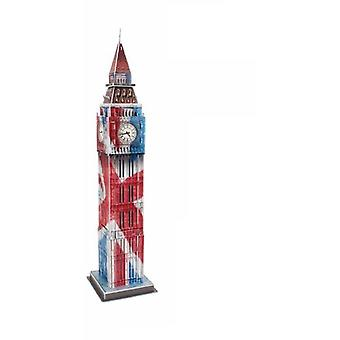 Import 3D Puzzle Big Ben Color (Toys , Boardgames , Puzzles)