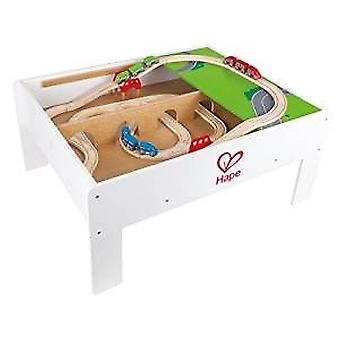 Hape  E3714 Play and Stow Activity Table E3714