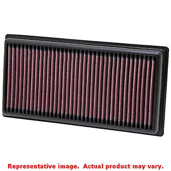 K&N Drop-In High-Flow Air Filter 33-2981 Fits:UNIVERSAL 0 - 0 NON APPLICATION S