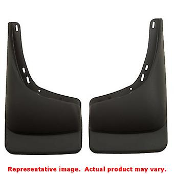 Husky Liners 57241 Black Custom Molded Mud Guards   FITS:CHEVROLET 2002 - 2006
