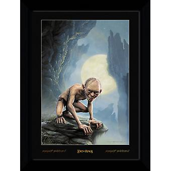 Lord Of The Rings Gollum Collector Print 50x70cm
