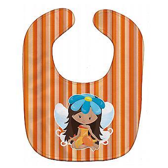 Каролинских сокровища BB6913BIB фея оранжевые полосы ребенок нагрудник