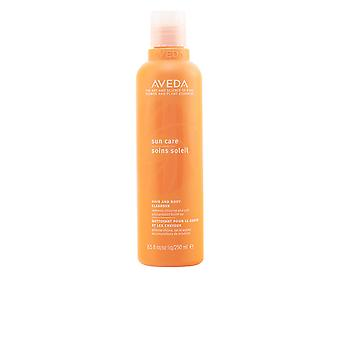 Aveda Suncare Hair And Body Cleanser 250ml Unisex New Sealed Boxed