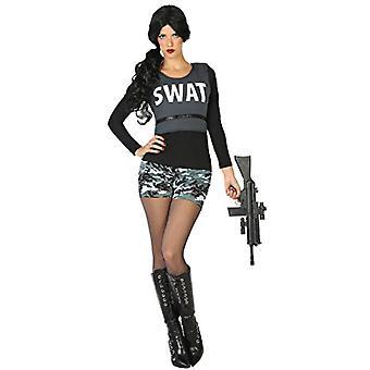 Women costumes Women SWAT police ladies fancy dress