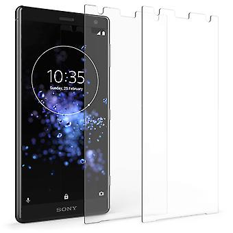 Sony Xperia XZ2 3D Tempered Glass - Clear