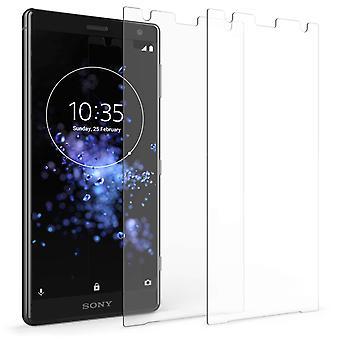 Sony Xperia XZ2 3D getemperd glas - duidelijk