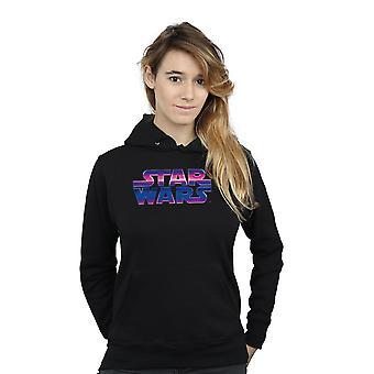 Star Wars Damen Neon Logo Hoodie