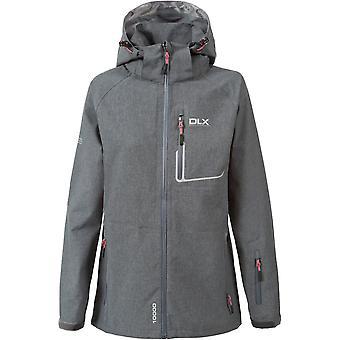 Traspaso mujeres/damas Gita impermeable chaqueta transpirable de DLX